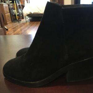 Eileen Fisher Verge Bootie, Style # EF44067, BLACK